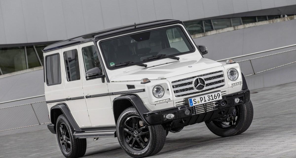 Mercerdes-Benz Klasa G Edition 35 – na urodziny