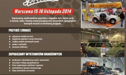 III Targi Pojazdów 4×4 Offroad Show Poland
