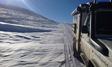 VI Maramuresz zimowy – 4×4 & SUV snowsafari Karpaty!
