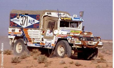 Paryż-Dakar 1981 z FIA – VIDEO-wspomnienie