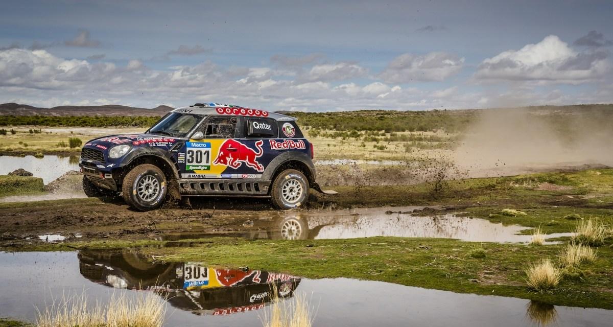 MINI świętuje zwycięstwo w klasyfikacji generalnej Rajdu Dakar 2015