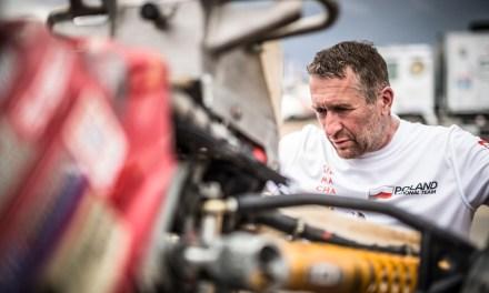 Dakar 2015: Rafał Sonik stracił pozycję lidera