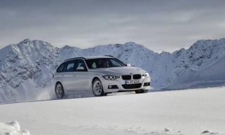 BMW xDrive w polskich górach