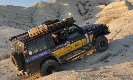 Kazachstan OffRoad trip 4×4 z GrupaWschodu