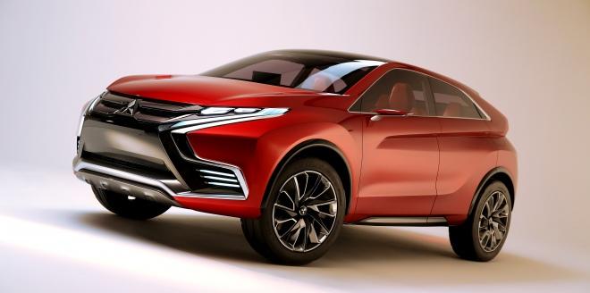 MITSUBISHI Concept XR-PHEV II – nowy kompaktowy SUV