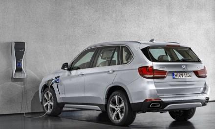 Nowe BMW X5 xDrive40e hybryda plug-in w wersji SUV