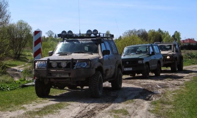 Wspomnienia z wiosennych wypraw z Adrenalinka.pl – Białoruś i TransPolonia
