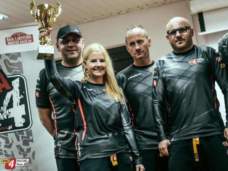 Baja Carpathia, pełna niespodzianek dla RMF 4RACING Team
