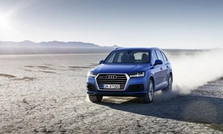 Nowe Audi Q7 – najbardziej wydajne i najlżejsze w swojej klasie