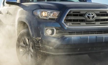 Toyota Tacoma 2016: nagrywajcie swoje przygody
