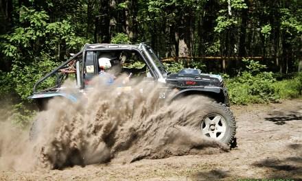 Gorąca Runda – Kager Terenowiec Super Rally – Zaklików
