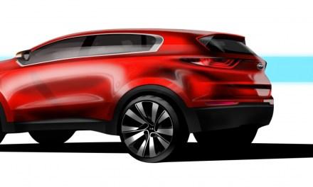 Kia Sportage: zapowiedź modelu nowej generacji