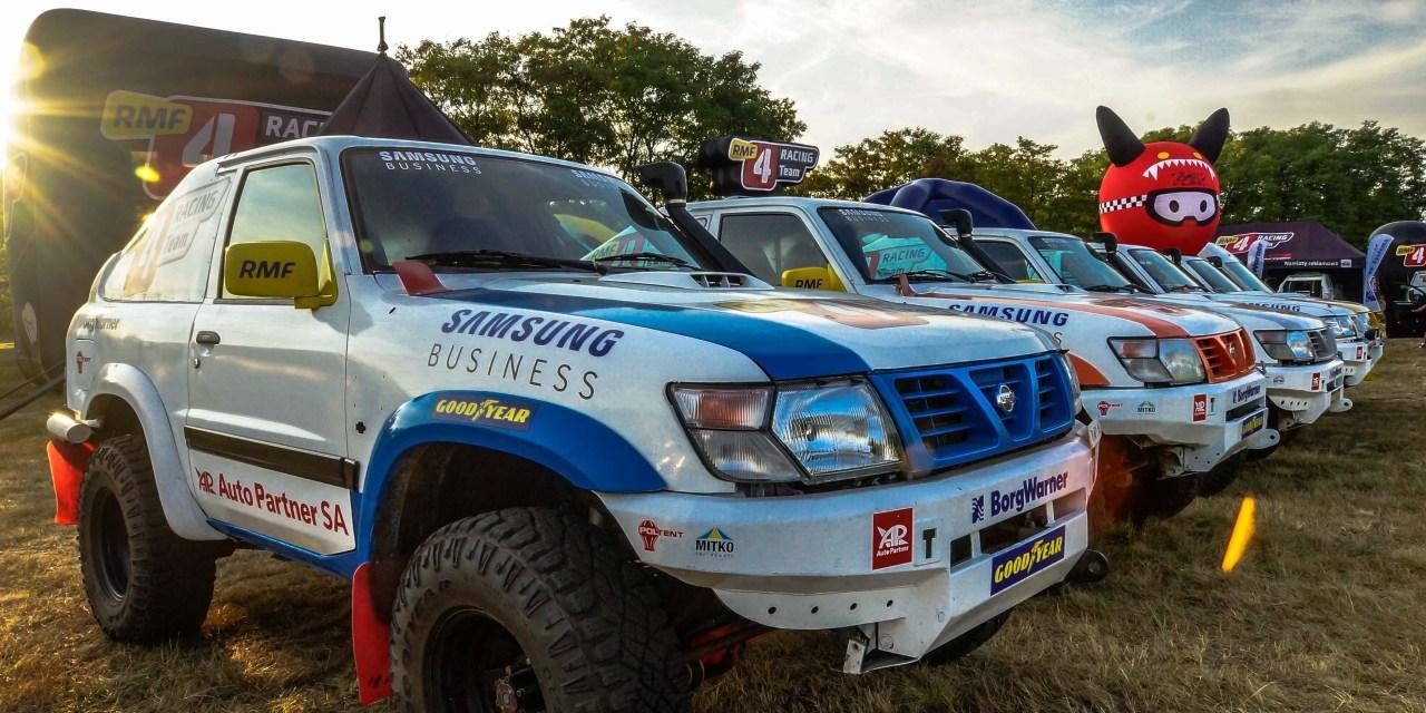 RMF 4RACING Team przed rywalizacją w Lotto Baja Poland