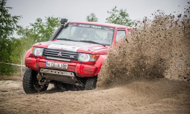 Finałowa runda Kager Terenowiec Super Rally w Bukownie