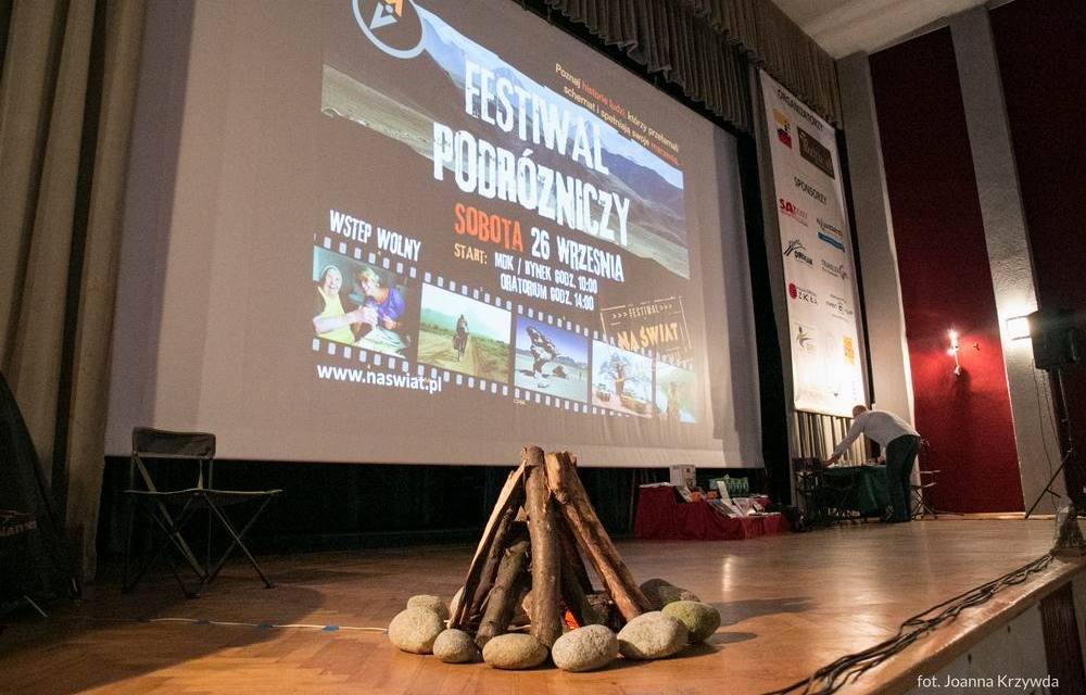 """Festiwal Podróżniczy """"Na Świat"""" – bardzo udany debiut"""