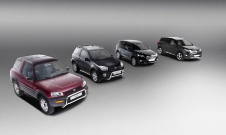 Toyota RAV4 – prekursor segmentu SUV