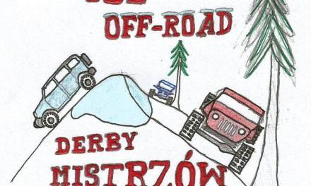 ICE OFF-ROAD Derby Mistrzów – Zimowa Przeprawa
