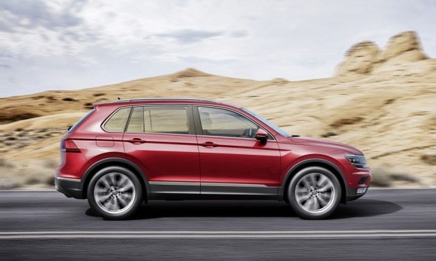 Nowy VW Tiguan – początek seryjnej produkcji