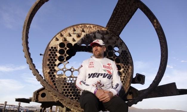 Rafał Sonik już pracuje by znów wygrać Rajd Dakar