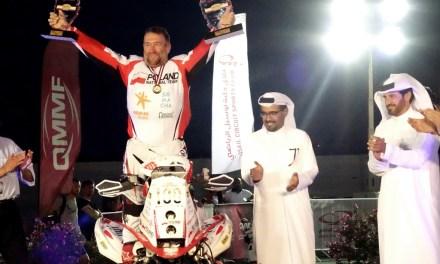 Rafał Sonik – drugi w Katarze, pierwszy w Pucharze Świata