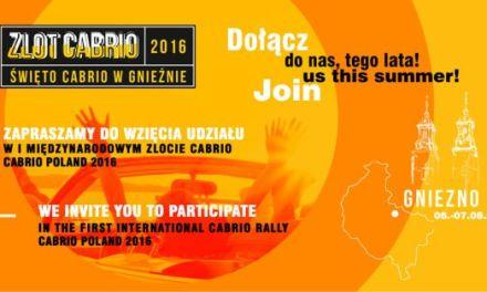 I Międzynarodowy Zlot Cabrio – nadal tańsze bilety