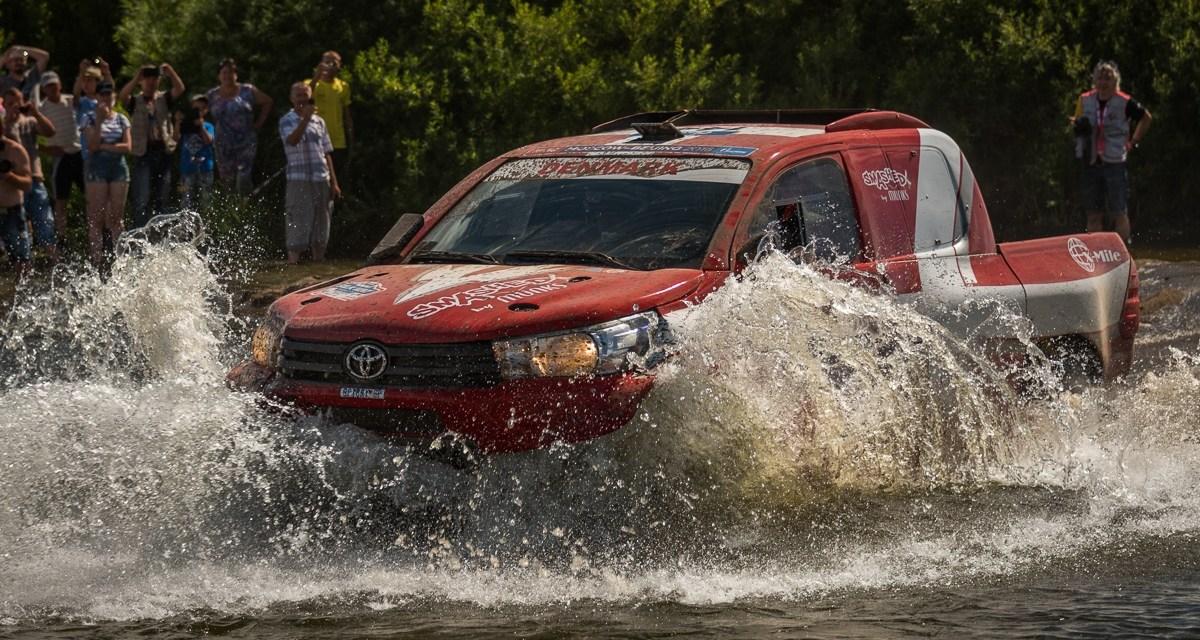 Silk Way Rally 2016 – sukces Toyoty w klasie aut produkcyjnych