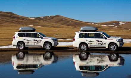 Toyota EverTest – terenówką pod Everest