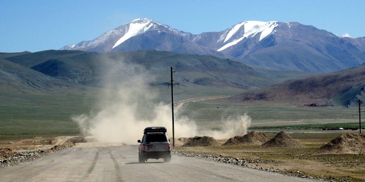 Mongolia w obiektywie Bezdroza4x4 – FOTO-relacja