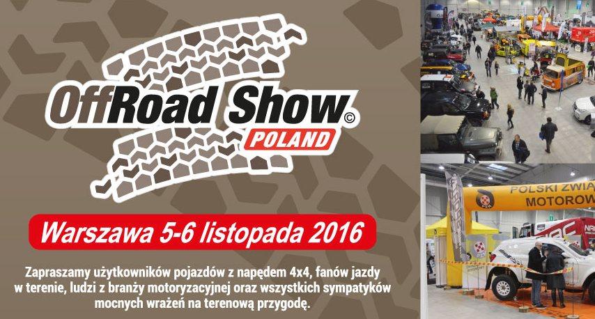 Targi Offroad Show Poland 2016