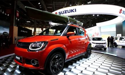 Suzuki Ignis na Paris Motor Show 2016