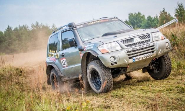 VI Runda MoneyWell Investment Kager Super Rally – Stąporków – tak było