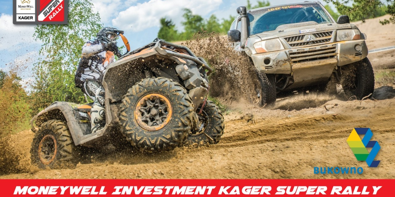 Runda 7 MoneyWell Investment KAGER Super Rally – Sand Edition Bukowno w dniach 14-16 październik 2016