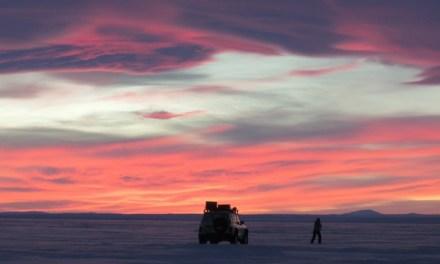 Yamal i Ural – polarne wyzwanie 6 -23 luty 2017
