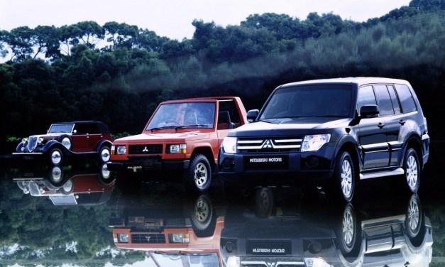 Rewolucja Mitsubishi Pajero