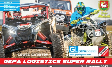 4 runda Gepa Logistics Super Rally na granicy…