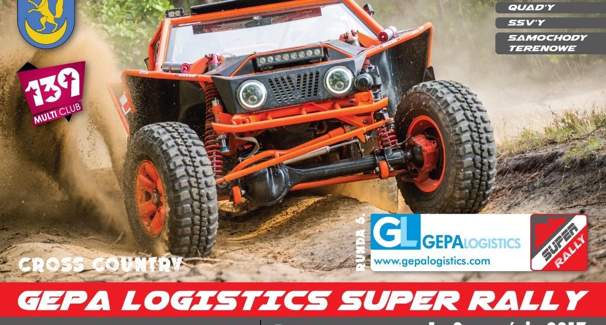 VI runda Gepa Logistics Super Rally w dyskotece MultiClub 139