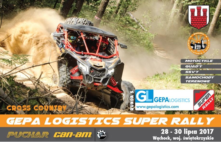 V runda Gepa Logistics Super Rally – siła historii nie tylko samochodowej