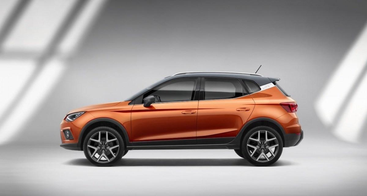 Nowy Seat Arona: Seat ogłasza ceny swojego pierwszego crossovera