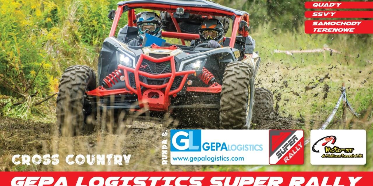 VIII runda Gepa Logistics Super Rally Stąporków