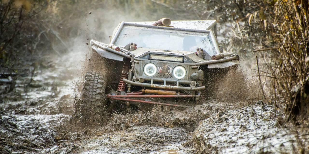 VIII runda Gepa Logistics Super Rally / Moto-AR Edition