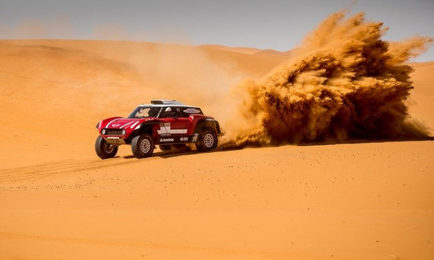 Dakar 2018: X-raid Team wystartuje w MINI John Cooper Works Rally i MINI John Cooper Works Buggy