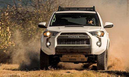 Gama modeli Toyota TRD Pro 2019 zadebiutowała na targach w Chicago
