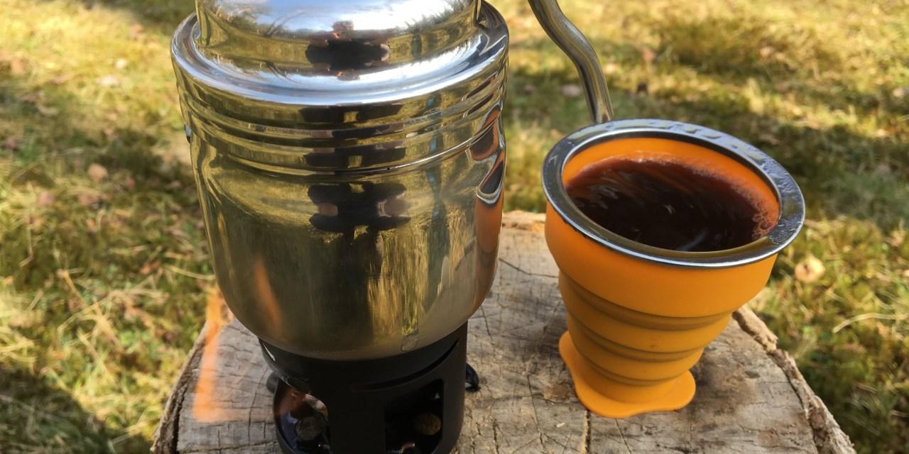 Esbit Coffee Maker, czyli espresso na każdym szlaku!