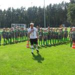 Kombiniertes Trainings- und Torwartcamp mit dem Partner VfL Wolfsburg kam sehr gut an 1