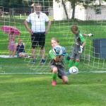 Kombiniertes Trainings- und Torwartcamp mit dem Partner VfL Wolfsburg kam sehr gut an 3