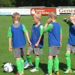 Kombiniertes Trainings- und Torwartcamp mit dem Partner VfL Wolfsburg kam sehr gut an 9