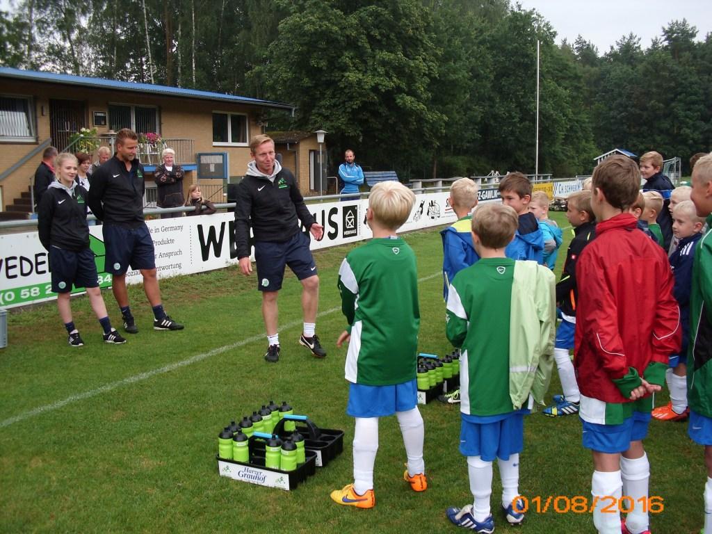 TuS Bodenteich - VfL Wolfsburg