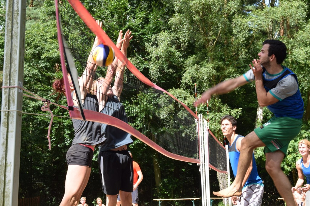 Volleyball- Daddelturnier in Bad Bodenteich