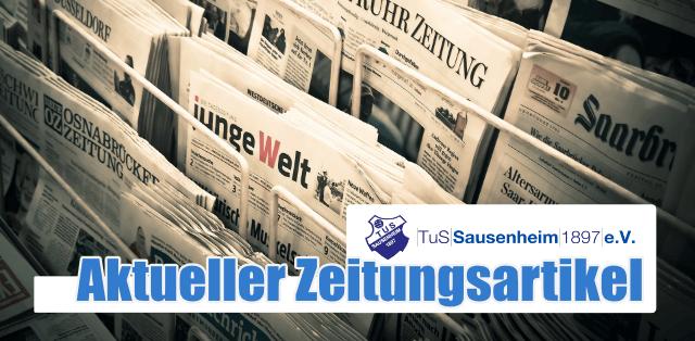 2 Berichte in der Rheinpfalz vom 16.03.2019