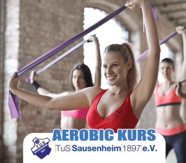 Fit ins Jahr 2020 | Neue Aerobic Kurse starten ab dem 13.01.2020